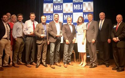 General Contractor TriCore Builders Wins Small Business Award